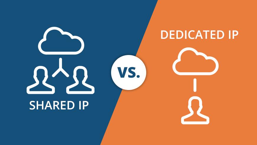 Dedicated IP Address vs Shared