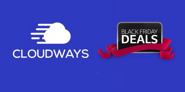 Cloudways Black Friday 2020 Deals
