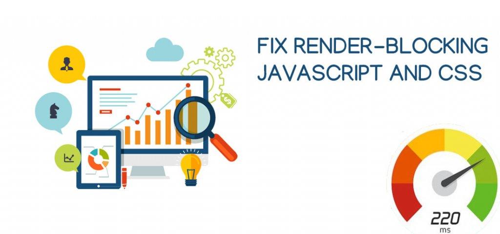 Fix Render Blocking Javascript and CSS - To Improve Website Speed